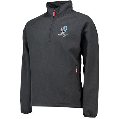 Rugby World Cup 2019 1/4 Zip Midlayer - Mens