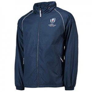 Rugby World Cup 2019 Panel Shower Jacket - Navy - Mens