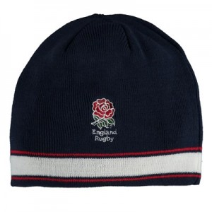 Rugby World Cup 2019 England Beanie - Navy/White