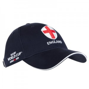 Rugby World Cup 2019 England Cap