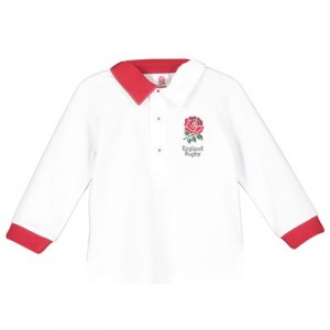 England 2019/20 Kit Rugby Shirt - White