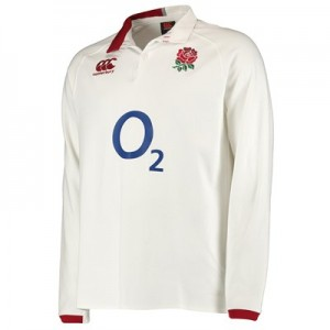 England Vapodri Home Classic Shirt - Long Sleeve