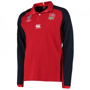 England RWC 2019 Vapodri Alternate Ls Classic Shirt
