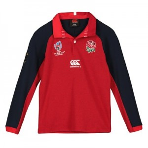 England RWC 2019 Vapodri Alternate Ls Classic Shirt - Kids