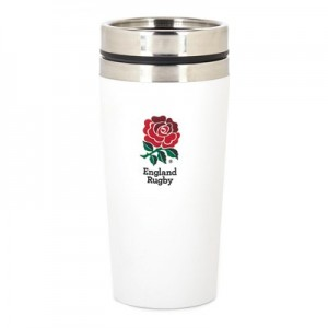 England Soft Touch Travel Mug