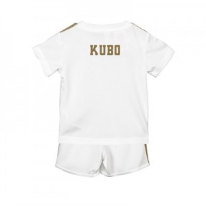 Real Madrid Home Baby Kit 2019 - 20 with Kubo TBC printing