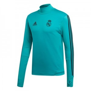 Real Madrid Training Top - Turquoise