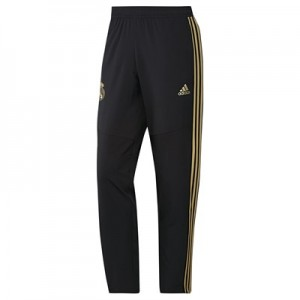 Real Madrid Training Woven Pants - Black