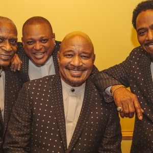 The Stylistics plus support