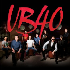 UB40 (Show Deck) Ticket