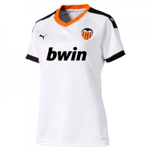Valencia CF Home Shirt 2019-20 - Womens