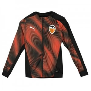 Valencia CF Stadium Jacket - Black - Kids