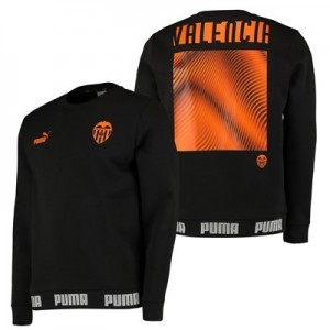Valencia CF Culture Sweatshirt - Black