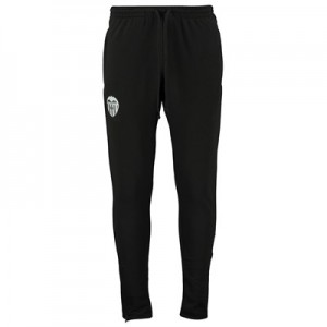 Valencia CF Tapered Joggers - Black - Mens