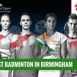 YONEX All England Open Badminton Championships 2019 (Show Lounge) VIP Package